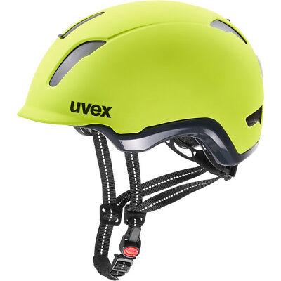 uvex - city 9 - Farbe: neon gelb - Größe: M (53...