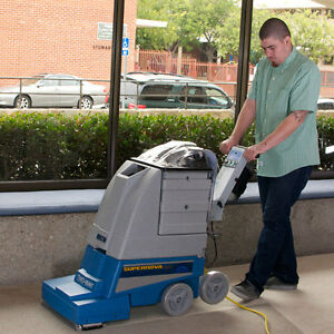 Industrial Carpet Extractor/Cleaner and Power Wand
