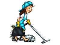 Meera's cleaning service