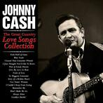 cd - johnny cash - THE GREAT COUNTRY LOVE SONGS COLLECTION..