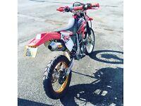 Xr400r 2001