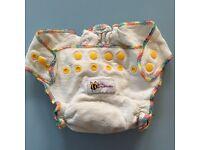 Washable Cloth nappies