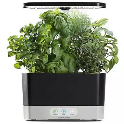 MiracleGro AeroGarden Harvest with  6 Pod Kit - Black for sale  Shipping to South Africa