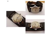 Vintage 1940 military watch