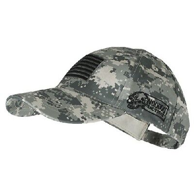 Voodoo Tactical 20-935375000 Adjustable USA Flag Ball Cap Hat Army Camo Digital