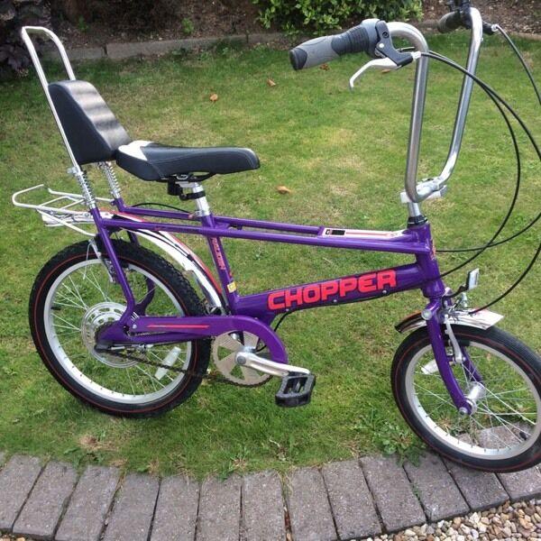 raleigh chopper mk3