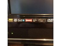 E-motion W23/69G-GB-FTCDUP-UK 23 Inch Full HD LCD widescreen TV and DVD With USB Record & freeview