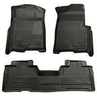 Husky floor liners, floor mats Protect your Investment