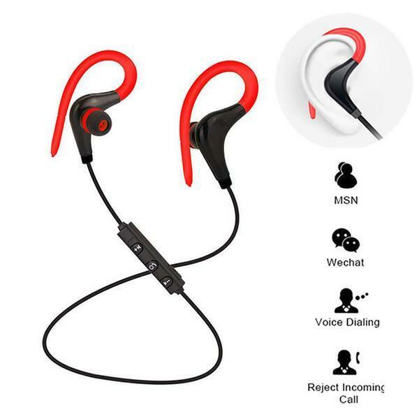 NEW Bluetooth 5.0  Earphones Wireless Headphones Earbuds For iPhone Android Cell Phone Accessories