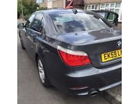 BMW 520D Semi automatic 2009 £5600