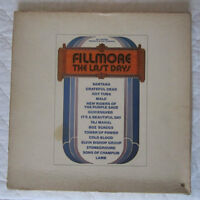 Fillmore: The Last Days (LPs)