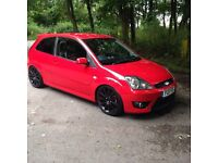 FORD FIESTA ST low miles