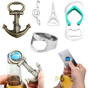 Funny stainless steel beer wine bottle glass cap opener bar home tool men 39 s gift ebay - Funny wine openers ...