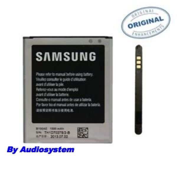 BATTERIA ORIGINALE SAMSUNG EB-B105BE GALAXY ACE 3 SM S7275R S7272-R 1800MAH