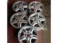 Honda CR-V alloys