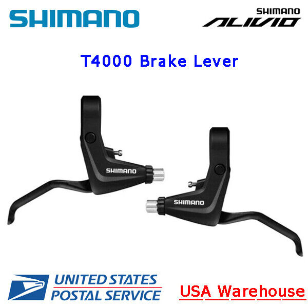 Shimano Alivio BL-T4000 V-brake Lever Front / Rear / SET MTB