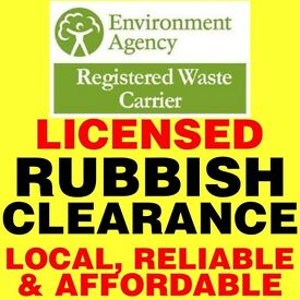 RUBBISH rubble ASBESTOS clearance Demolitions, cheaper than skip hire, house clearance in Portsmouth