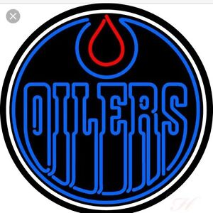 Oilers vs Capitals oct 26 250$ for the pair