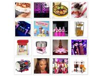 Asian DJ | Dhol players drummers | dancers | Choclate fountain | mascots