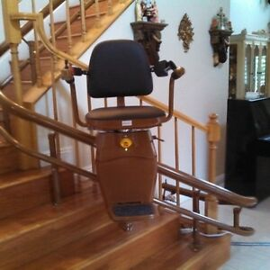 Hawle Curves Stairlifts by Versatile Accessibility