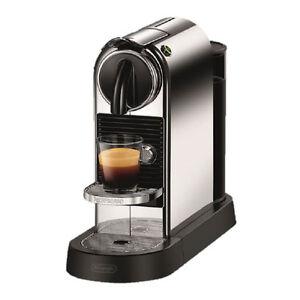 Delonghi Citiz EN 166.C Nespresso Kapselmaschine Kaffeekapselmaschine