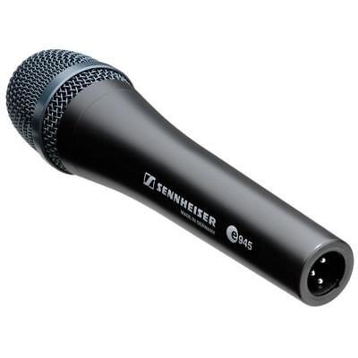 Sennheiser Supercardioid Dynamic Mic - New Sennheiser e945 Supercardioid Dynamic Vocal Mic Authorized Dealer! Warranty