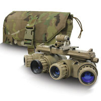 Brand New Multicam NVG 18 Pouch Paintball Airsoft