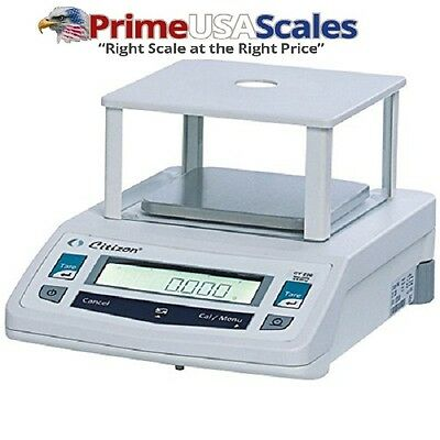 Citizen Cy64 Digital Analytical Scale Laboratory Scale
