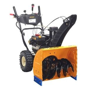 Brand New-Never Used Cub Cadet 208cc 24-in Two-Stage Snow Blower