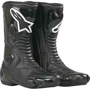 Alpinestars Stella SMX-5 motorcycle Boots, Size 9, worn once