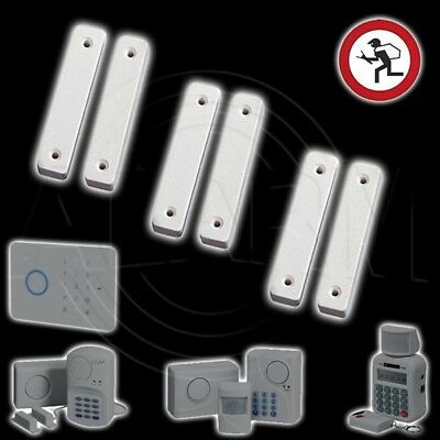 PENTATECH Magnetkontakte MK01 f. MA80KM CA200 CA300 3000Z Tür- und Fensteralarm