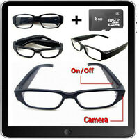 NEW Camera Lunettes Glasses DVR Video Recorder HD 720P Digital