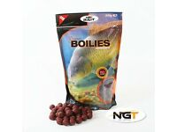 500g, 15mm NGT krill Boilies