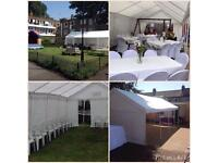 🌞🎉MARQUEE HIRE LONDON 🍾😉 / PARTY TENT HIRE LONDON 🌞( chair & table hire )