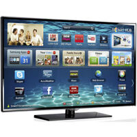 "Selling Samsung 40"" LED 1080P 120 Hz Flat Screen TV"