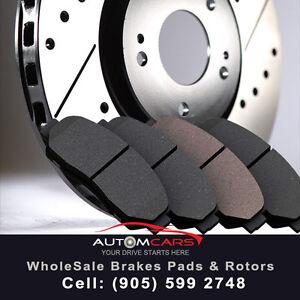 "!!!Buy""Rotors Set"" & Free ""Brake Pads""!!!_AutomCars!!!"