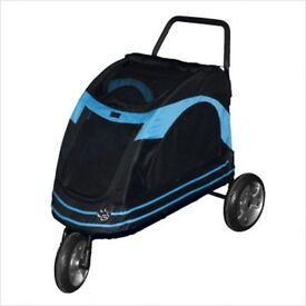LARGE PETGEAR AT3 ROADSTER LARGE PET STROLLER / DOG STROLLER / DOG PRAM /TROLLEY