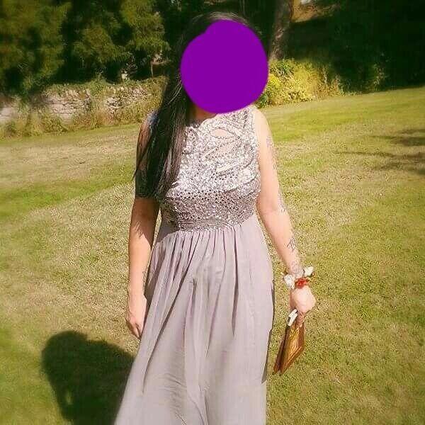 Prom/bridesmaid/ball dress size 12,berkertex