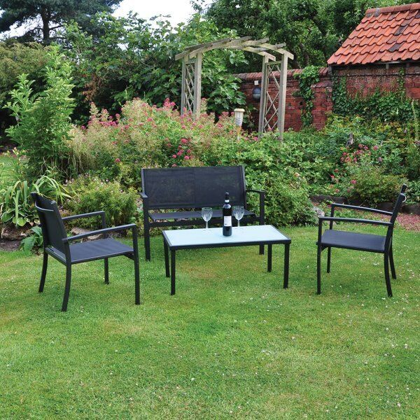 Piece Table And Chair Garden Furniture Set Free Local Delivery