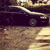 2005 Audi A6 for sale .. Need engine work