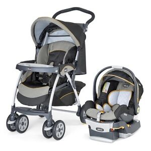 Chicco car seat/stroller
