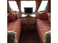 5 Berth Caravan