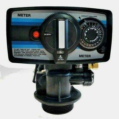 Water Softener Fleck 5600 Meter on Demand Softener Control valve only Pentair