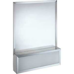 bathroom mirror medicine cabinet w cosmetic box 24 30 36 wide fast delivery