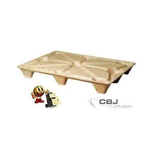 Palette bois moul embo table pour stockage de caisse - Ou trouver des palette en bois ...