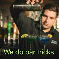 Elite Bartending (Bottle flipping bartenders)