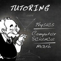 Tutor for Physics, Chem,Computer Science, Engineering and Math