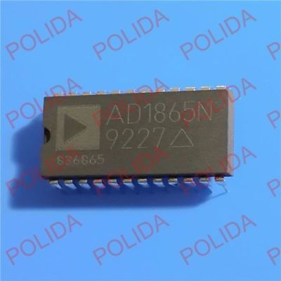 1pcs Audio Dac Ic Analog Devices Dip-24 Ad1865n Ad1865nz 100 Genuine And New