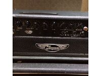 Traynor YBA200 valve bass amplifier amp