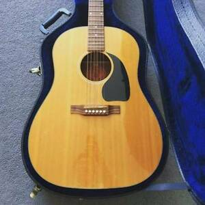 SALE/SWAP: Gibson WM-45 (J-45 copy) acoustic guitar + hard case Melbourne CBD Melbourne City Preview